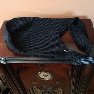The Sak Classic Black Hobo Bag! New without Tags!